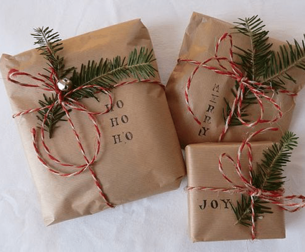 eco-friendly wrapping