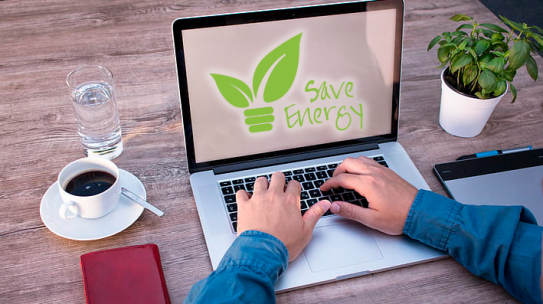 How to save energy when working from home